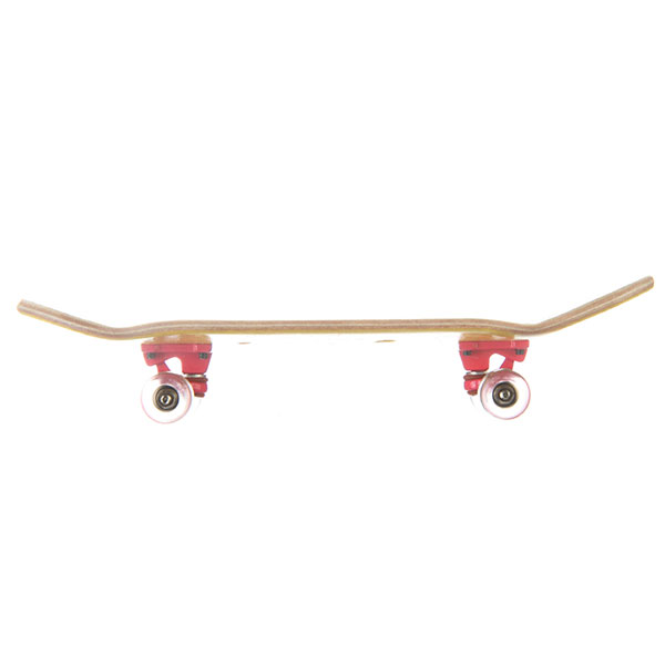 Фингерборд Turbo-FB П10 Гравировка Yellow/Pink/Clear