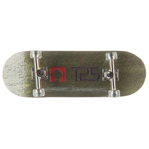 Фингерборд Turbo-FB P10 Wide Green/Grey
