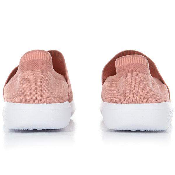 Слипоны женские ANTA 82826603-3 Розовые