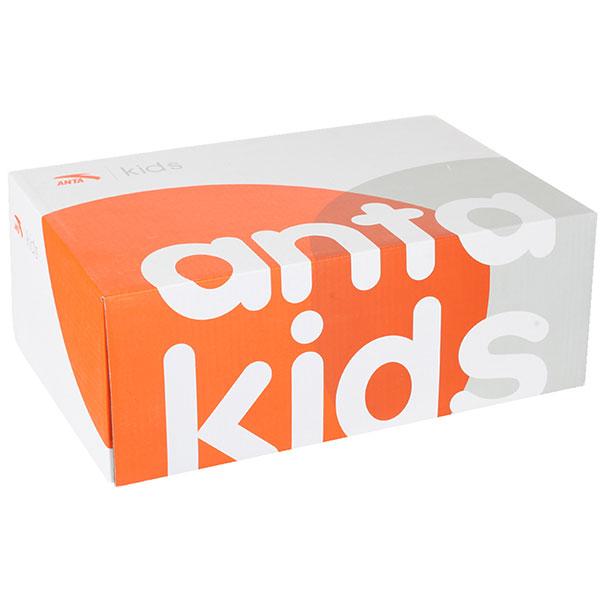 Кроссовки детские ANTA W31825510-1 Черные