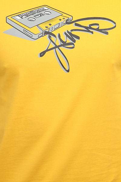 Футболка Pyromaniac Funk Yellow
