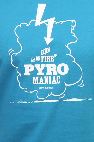 Футболка Pyromaniac Pyro Sapphise