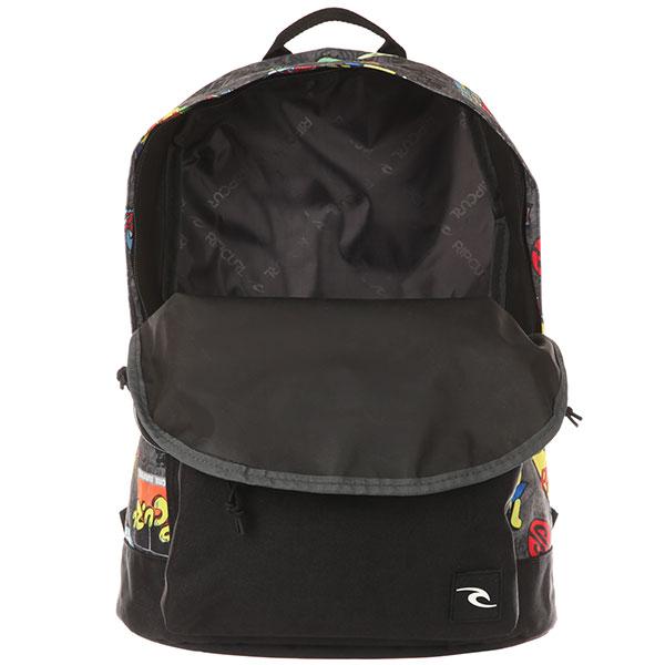 Рюкзак Rip Curl Heritage Logo Dome Black