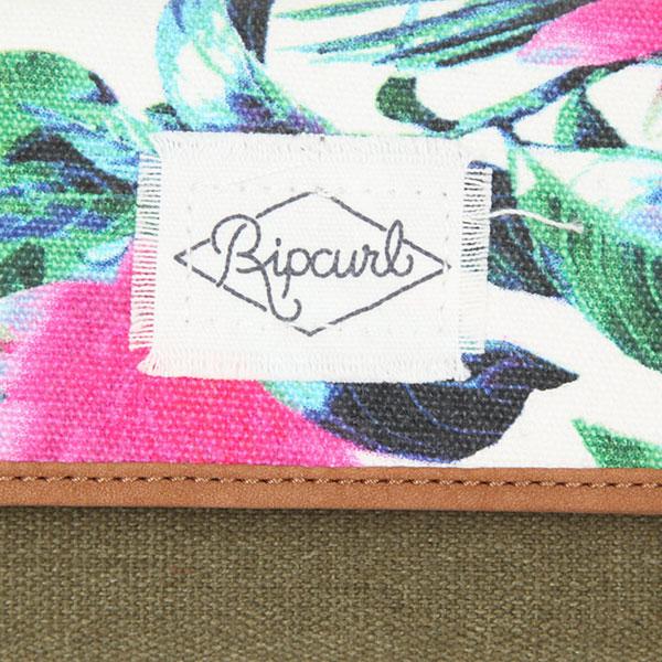 Кошелек женский Rip Curl Fresno Wallet Kaki/Chocolate/Multicolor