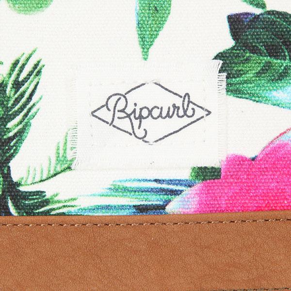 Кошелек женский Rip Curl Fresno Big Wallet Kaki/Chocolate/Multicolor