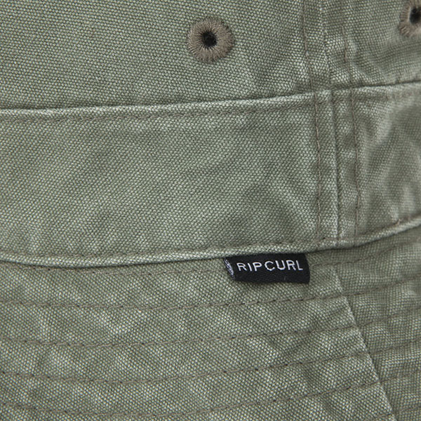 Панама Rip Curl Plain Bucket Hat Green