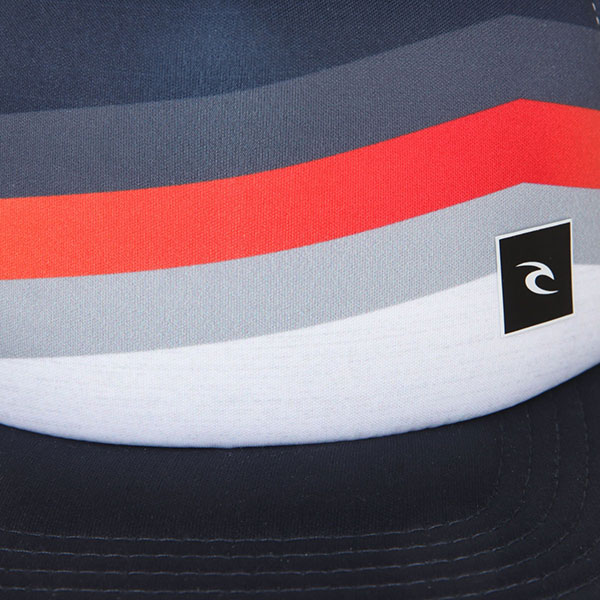 Бейсболка с сеткой Rip Curl React Trucker Cap Optical White