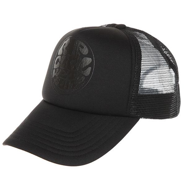 Бейсболка с сеткой женская Rip Curl Wetty Logo Cap Tap Shoe