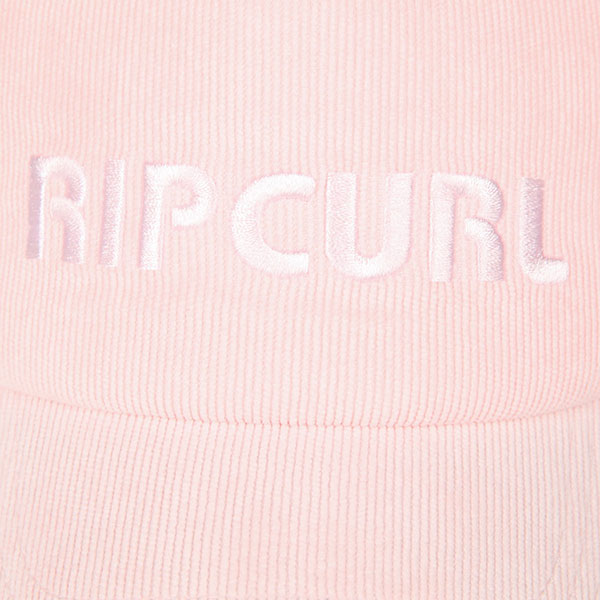 Бейсболка с сеткой женская Rip Curl Pump Cord Cap Light Pink
