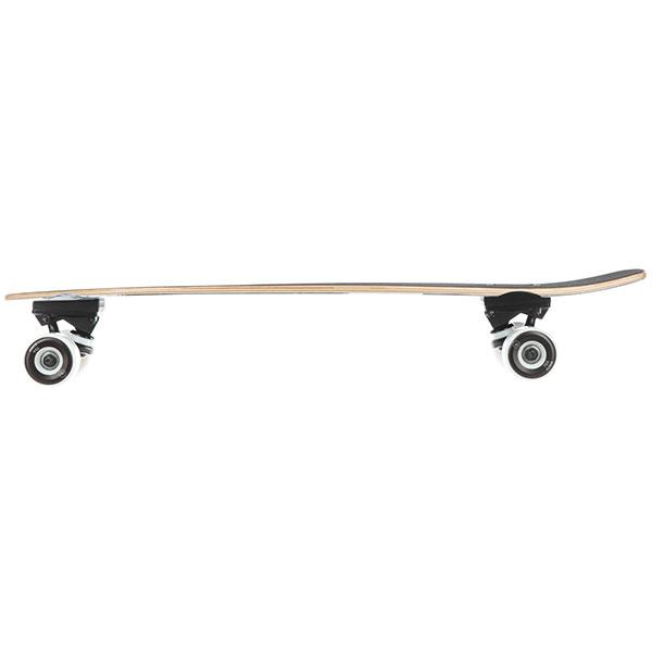 Скейт круизер St Wood Beauty Black 8.5 x 29 (74 см)