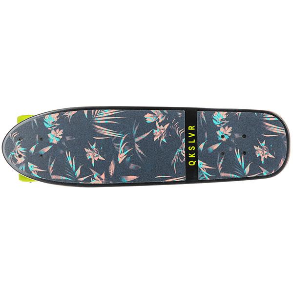 Скейт круизер Quiksilver Floral Candi Lemon Chrome 8 x 28 (71 см)