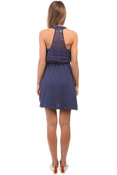 Платье женское Roxy Oceanskyline Deep Cobalt