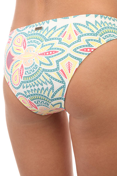 Трусы женские Roxy Oc Vi Sc Marshmallow Tribal V