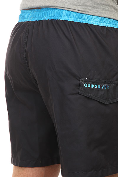 Шорты пляжные Quiksilver Lavalogovl17 Black