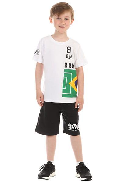 Футболка для мальчиков Football W35822172-6