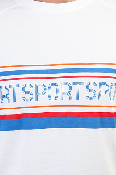 Футболка Запорожец Sport Snow White