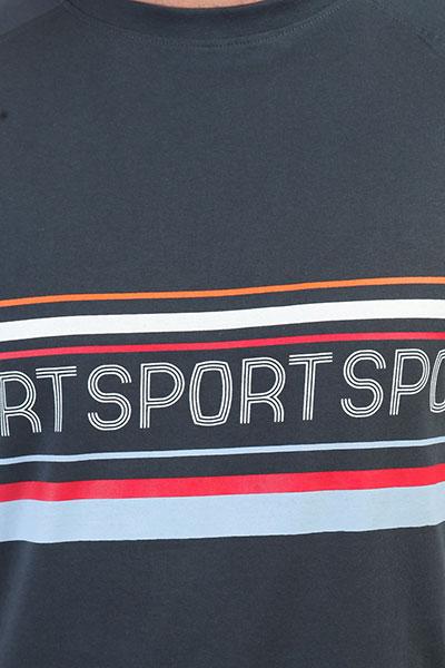 Футболка Запорожец Sport Blue Dusk