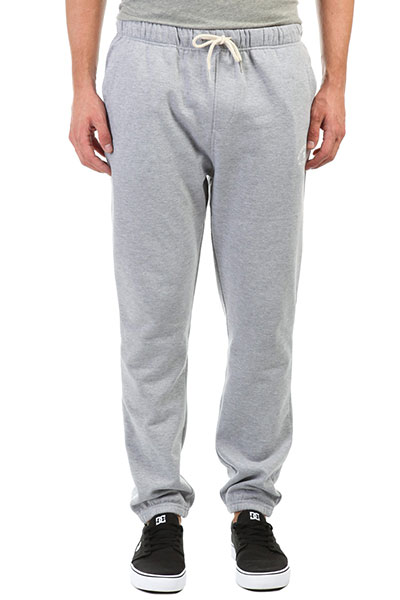 Штаны спортивные DC Rebel Pant Grey Heather