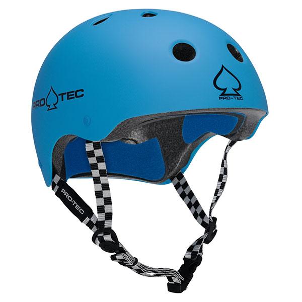 Шлем для скейтборда Pro-Tec Bucky Translucent Gumball Blue