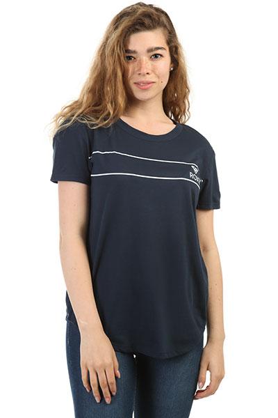 Футболка женская Roxy Sun Lov C Dress Blues