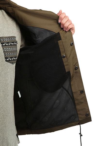 Куртка Anteater Coachjacket Haki