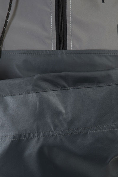 Анорак Anteater Combo Reflective/Grey