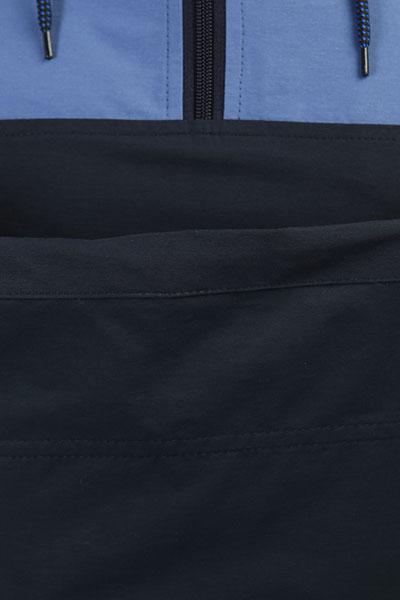 Анорак Anteater Combo Blue
