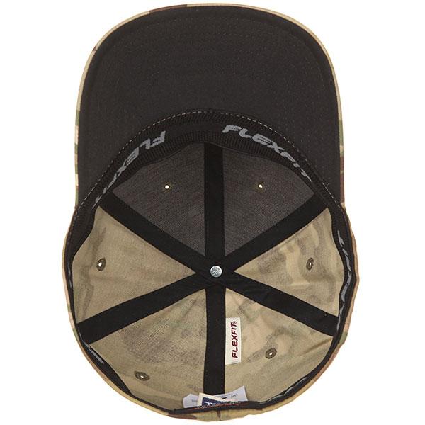 Бейсболка классическая Yupoong 6277mc Multicam