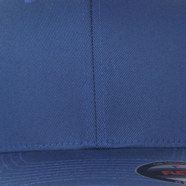 Бейсболка классическая Flexfit Yupoong 6277 Royal