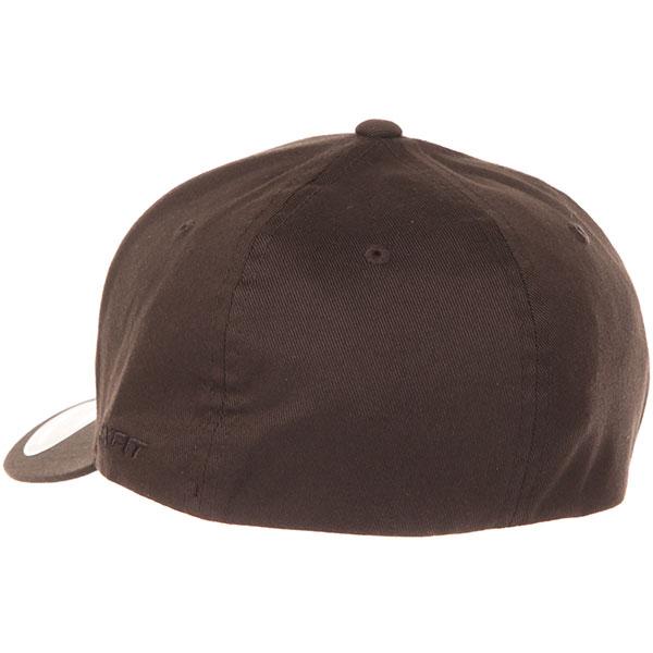 Бейсболка классическая Yupoong 6277 Brown