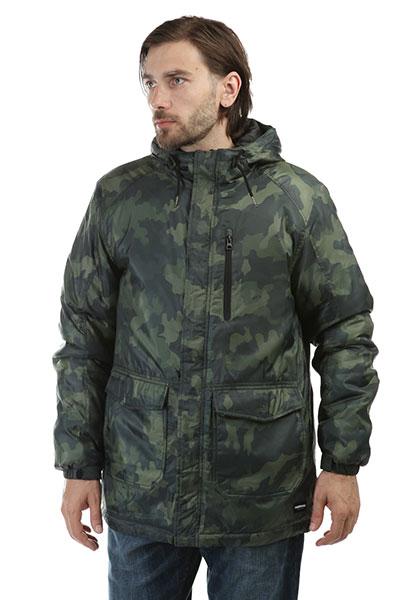 Куртка зимняя Footwork Stance Insulated Camo