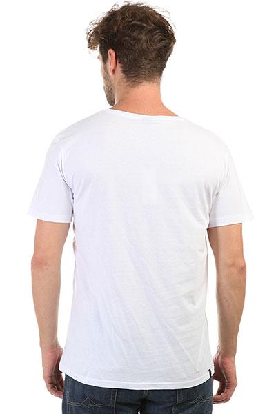 Футболка Rip Curl Surfco Pocket Tee Optical White