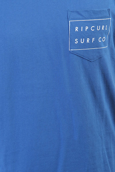 Футболка Rip Curl Surfco Pocket Tee Turkish Sea