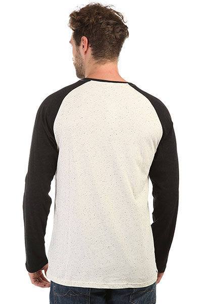 Лонгслив Rip Curl Raglan Search Tee Tofu