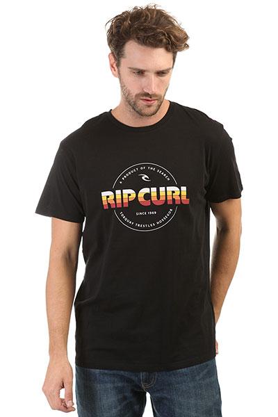 Футболка Rip Curl Bigmama Circle Tee Black