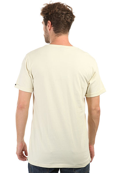 Футболка Rip Curl Search Badge Tee Light Gray