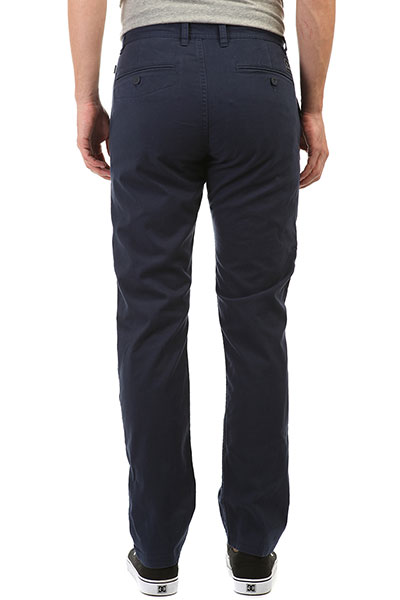 Штаны прямые Rip Curl Travellers Straight Chino Mood Indigo