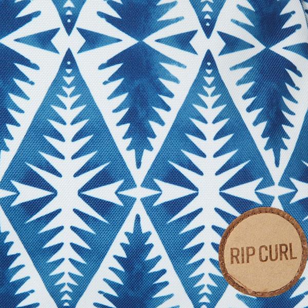 Сумка спортивная женская Rip Curl Beach Bazaar Gym Bag Blue