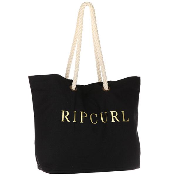 Сумка женская Rip Curl Sun Surf Beach Bag Black
