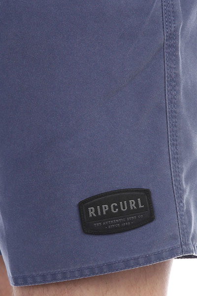 Шорты Rip Curl Volley Solid Blue Indigo