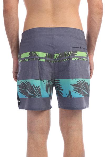 Шорты Rip Curl Retro Palm Tree Boardshort Blue Indigo