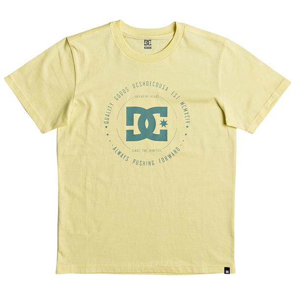 Футболка детская DC Rebuilt 2 Lemon Meringue/ Deep