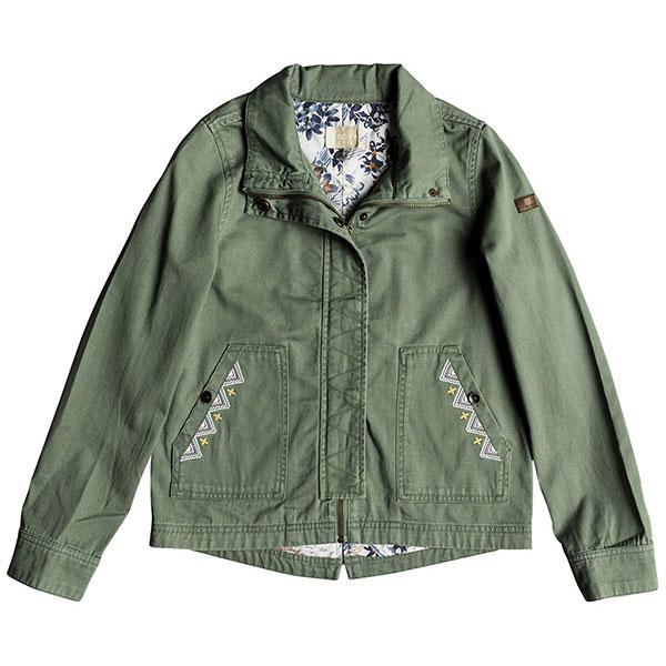 Куртка детская Roxy Falling Stars G Olive