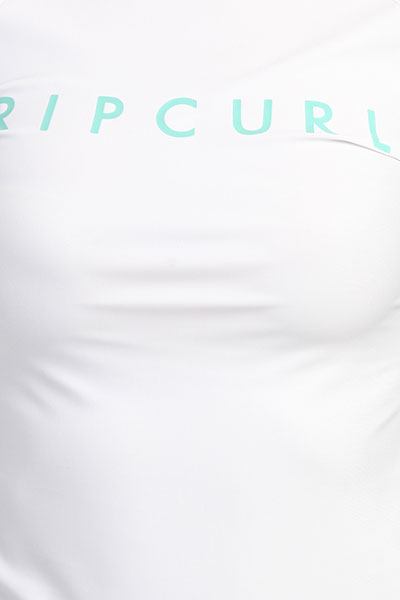 Гидрофутболка женская Rip Curl Tropic Tribe Relaxed White