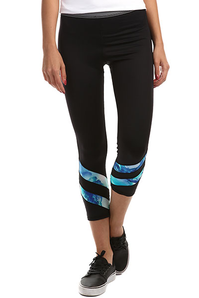 Леггинсы женские Rip Curl Deep Blue Sea Legging Black