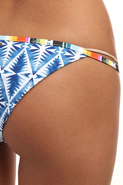 Трусы женские Rip Curl Beach Bazaar Skimpy Pant Blue