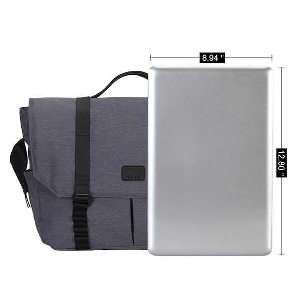 Портфель Hynes Eagle MFCSB0221435 Серый