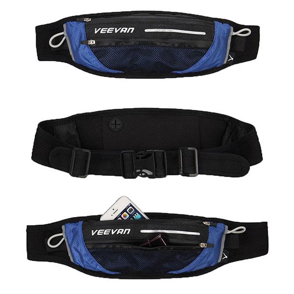 Сумка поясная Veevan MFCWB0014605 Чёрный