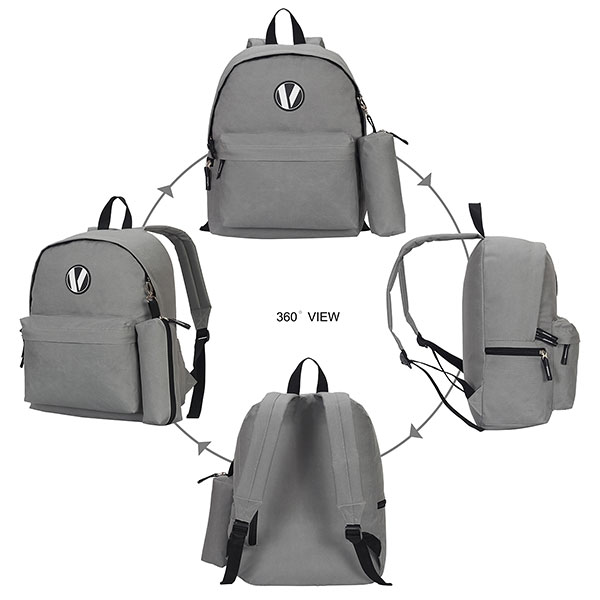 Рюкзак Veegul USTBP0220709 Серый