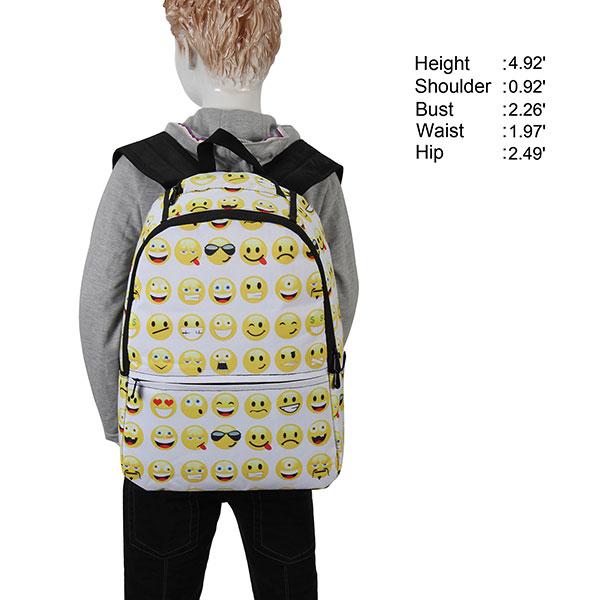 Рюкзак детский Hynes Eagle UFCBP0162110 Молочный